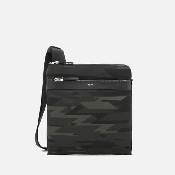HUGO Men's Digital Messenger Bag - Fantasy