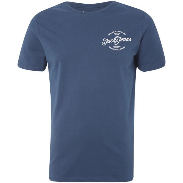 Jack & Jones Men's Originals Liam T-Shirt - Ensign Blue
