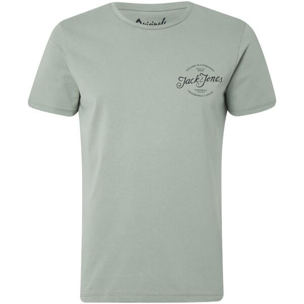 Jack & Jones Men's Originals Liam T-Shirt - Lilly Pad