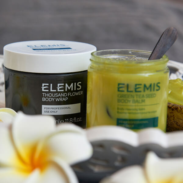 Body Specific Therapies - ELEMIS Thousand Flower Detox Wrap