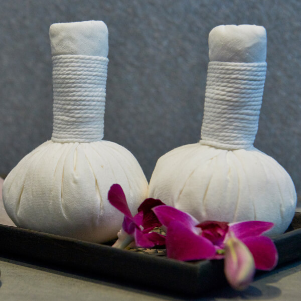 Massage Therapies - Thai Poultice Ritual