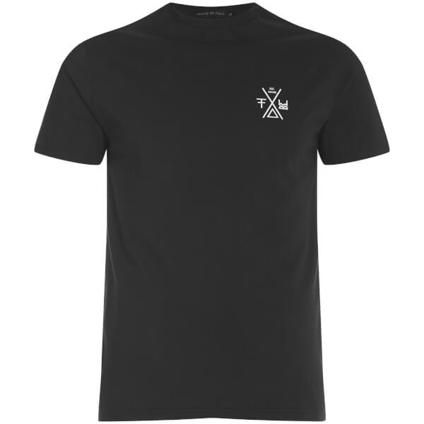 Friend or Faux Men's Breakwater T-Shirt - Black