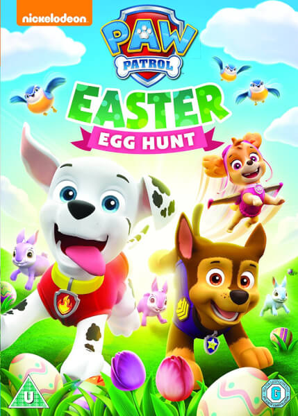 Paw Patrol: Easter Egg Hunt