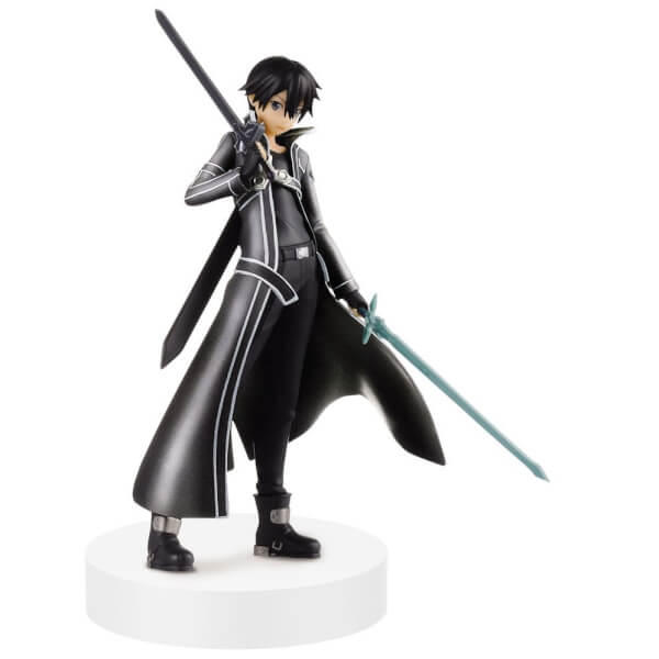 Banpresto Sword Art Online Kirito Figure