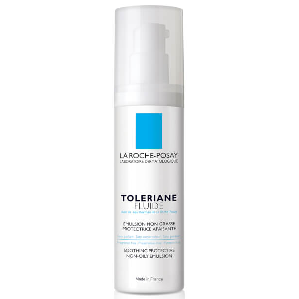 Toleriane soothing protective light facial fluid