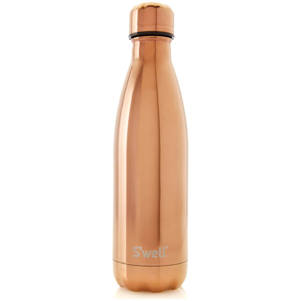 S'well The Rose Gold Water Bottle 500ml