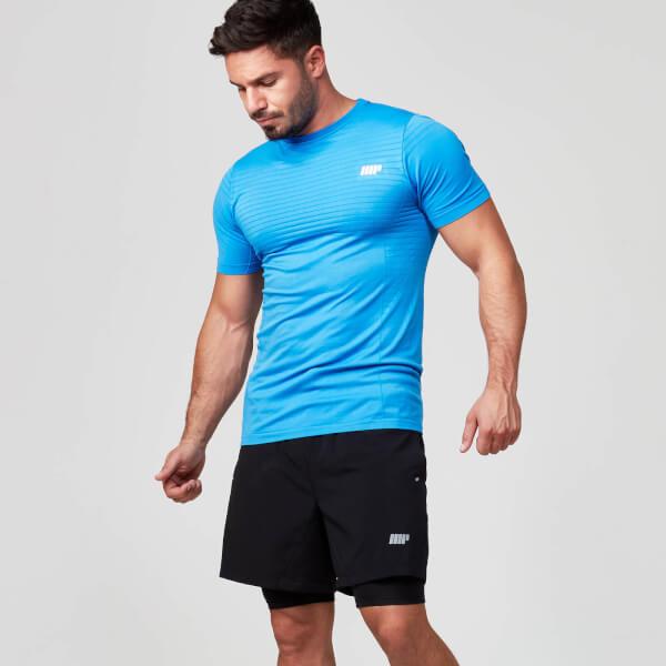 Buy Men S Seamless T Shirt Black Myprotein Com