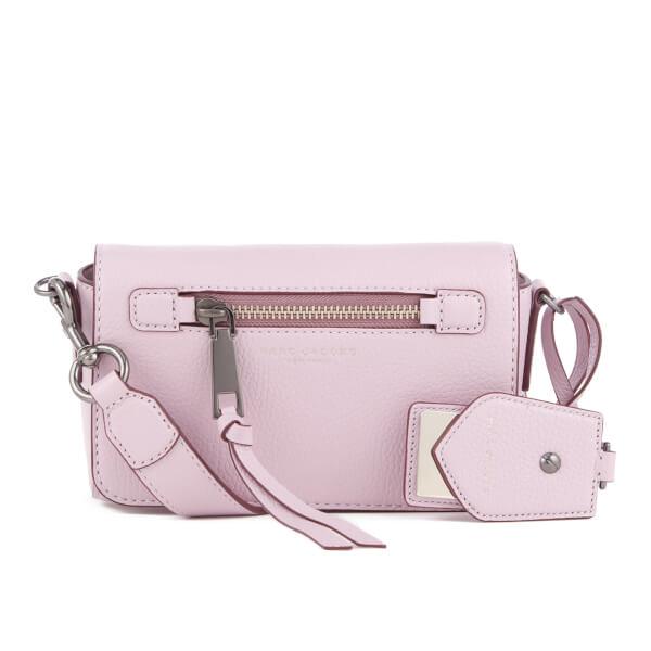 Marc Jacobs Women's Recruit Cross Body Bag - Pale Lilac