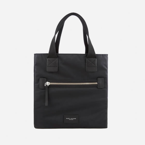 Marc Jacobs Women's Nylon North South Tote Bag - Black