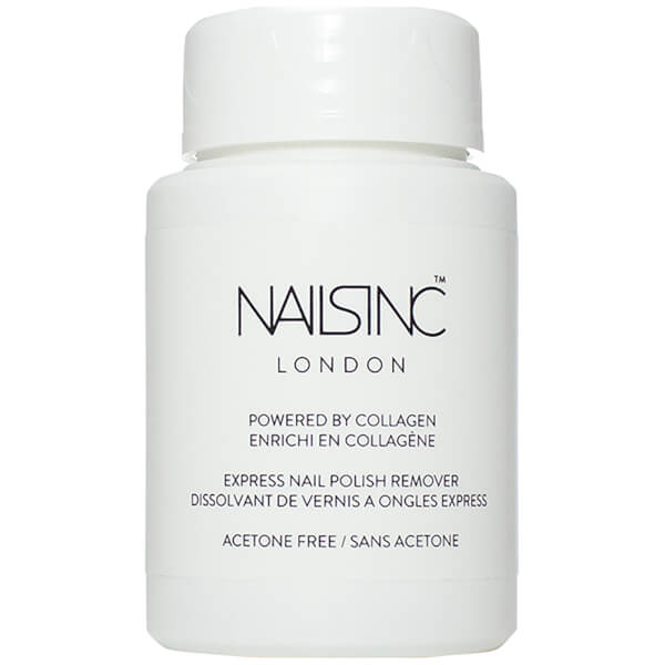 Nail Polish Remover That Works: Nails Inc. Express Nail Polish Remover Pot Powered By