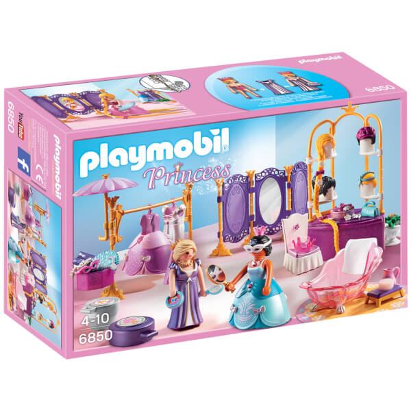 Playmobil Princess Dressing Room with Salon (6850)