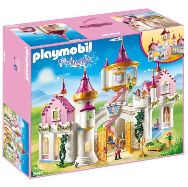 Grand château de princesse -Playmobil (6848)