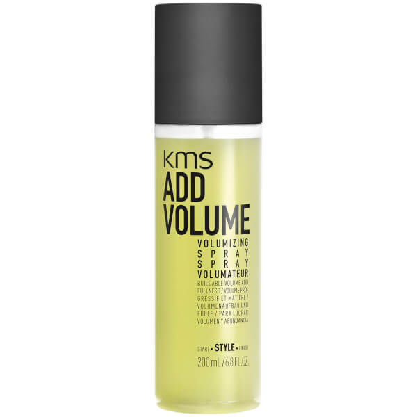 KMS AddVolume Volumising Spray 200ml
