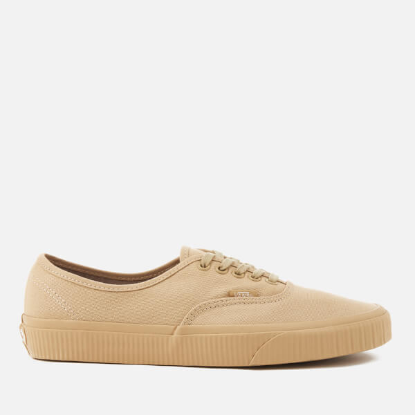 Mens Vans Authentic Trainers Khaki