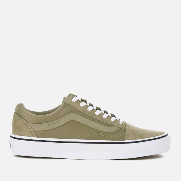 ff8e77bef1 Vans Women s Old Skool Boom Boom Trainers - Silver Sage True White  Image 1