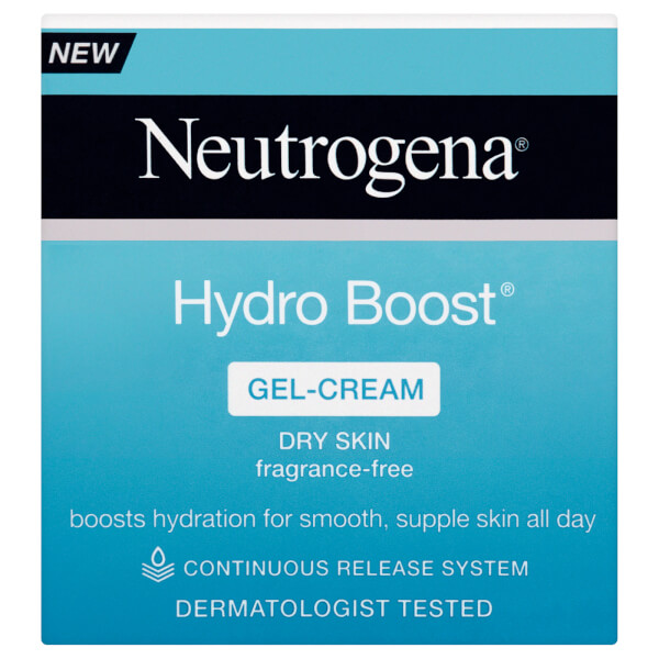 Neutrogena Hydroboost Gel Cream Moisturiser 50ml