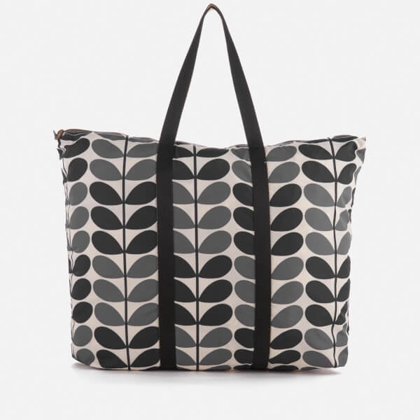 Orla Kiely Women's Foldaway Travel Bag - Storm