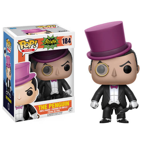 DC Heroes Penguin Pop! Vinyl Figure