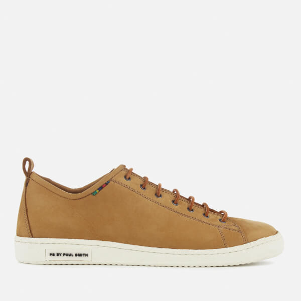 PS by Paul Smith Men's Miyata Nubuck Trainers - Hazelnut