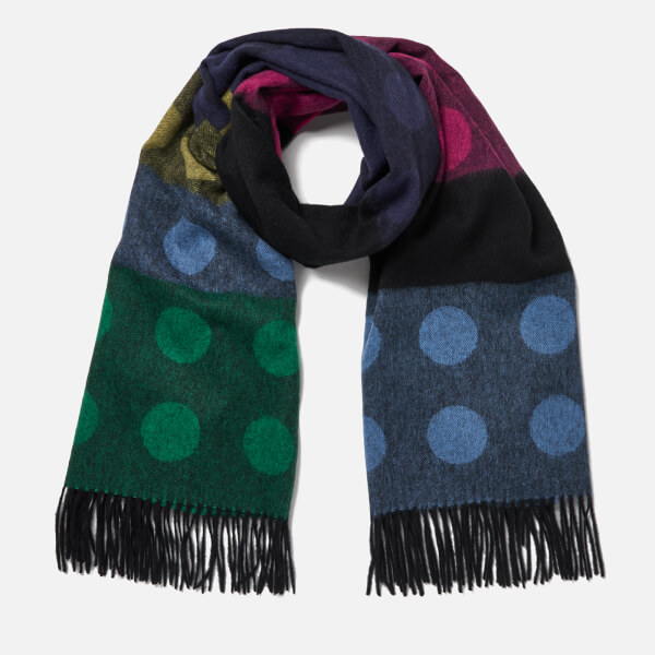 PS by Paul Smith Women's Spot Cycle Scarf - Multi