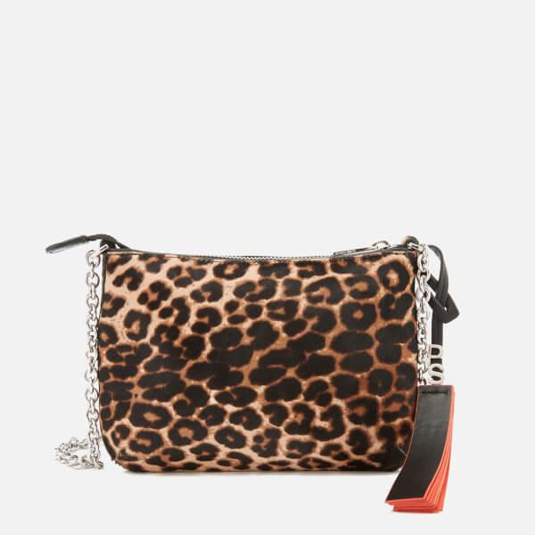 Paul Smith Women's Evening Clutch Bag - Leopard