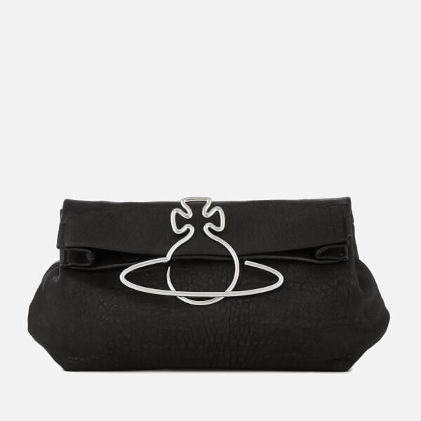 Vivienne Westwood Women's Oxford Clutch Bag - Black
