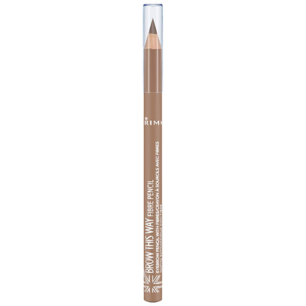 Rimmel Brow This Way Fibre Pencil 1.1g (Various Shades)