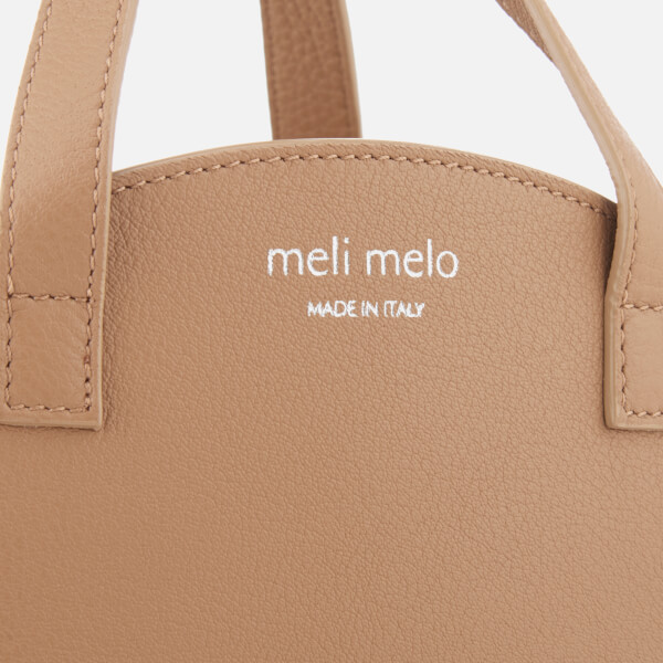 e0ca934944 meli melo Women s Giada Mini Floater Bag - Light Tan  Image 4