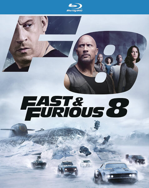 fast furious 8 digital download blu ray