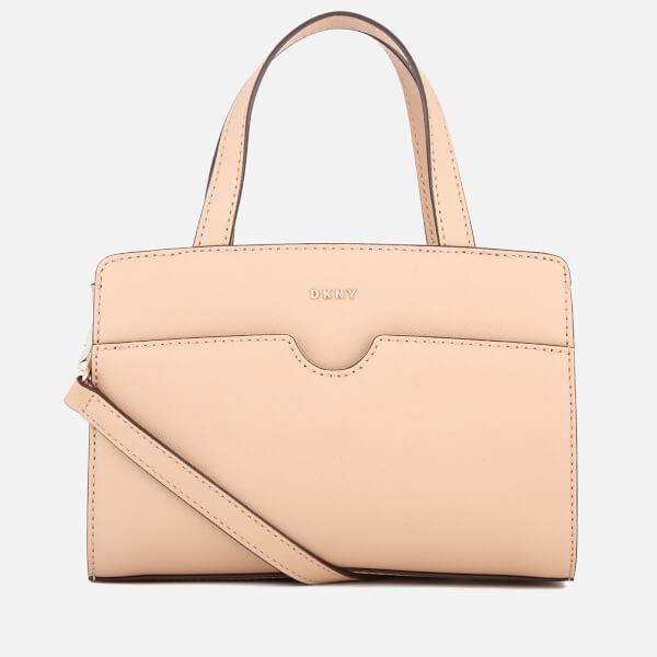 DKNY Women's Bryant Park Mini Satchel Bag - Tea