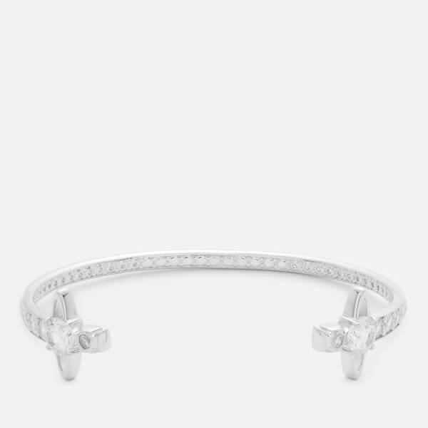 Vivienne Westwood Women's Reina Bracelet - White Cubic Zirconia