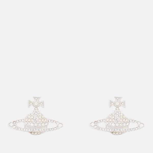 Vivienne Westwood Women's Kika Earrings - White Opal