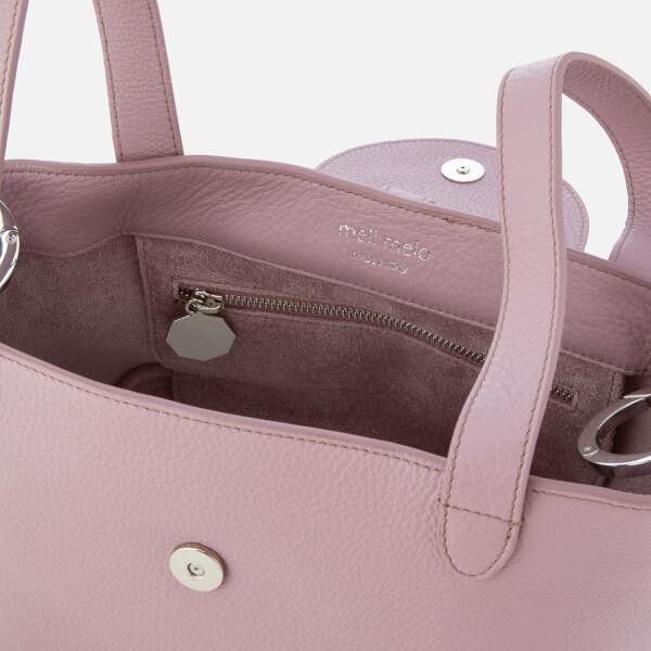 meli melo Women s Rose Thela Mini Tote Bag - Mauve  Image 5 ea83a0123da0d