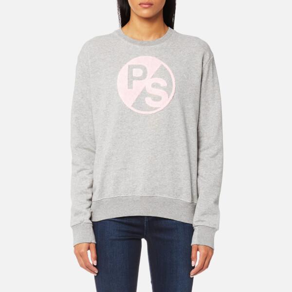 PS by Paul Smith Women's PS Logo Sweatshirt - Grey
