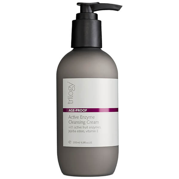 Trilogy Active Enzyme Cleansing Cream 7 oz