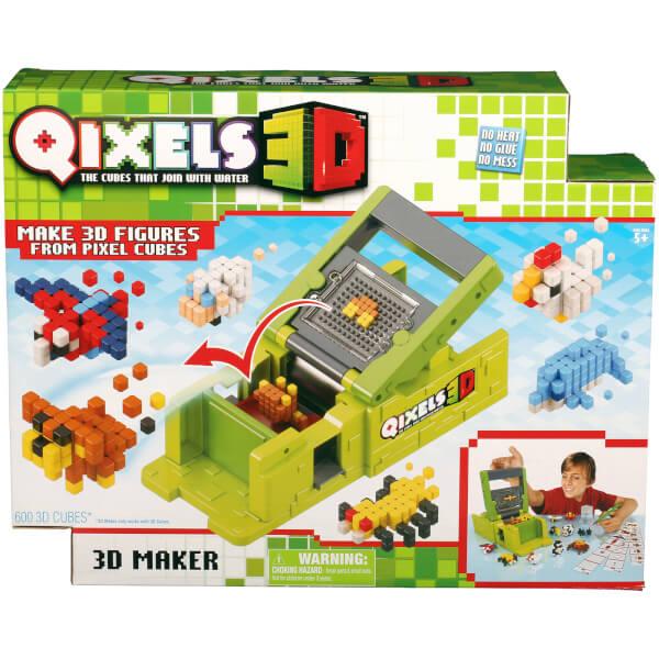 Kit Qixels 3D Maker