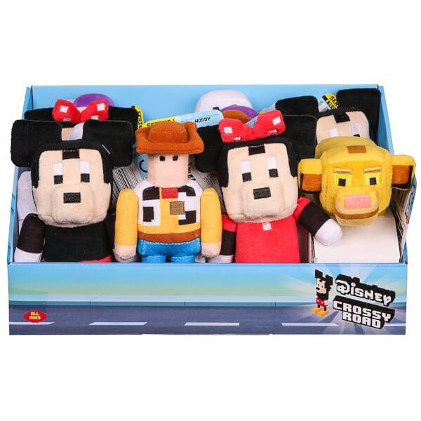 Peluche Disney Crossy Road - 15 cm