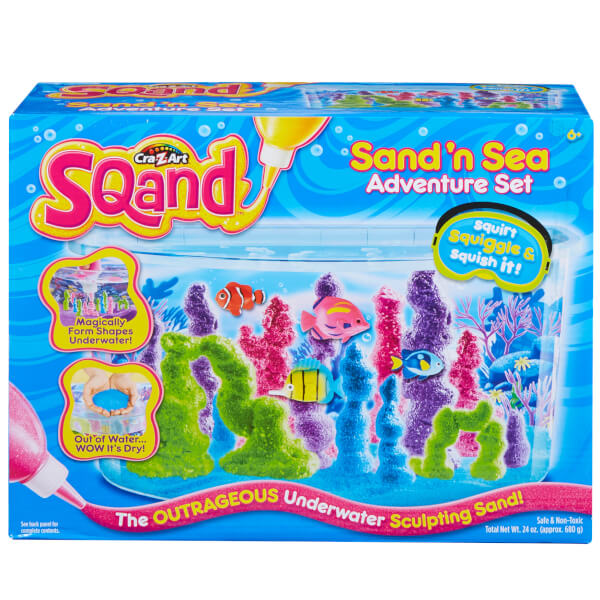 Squand Adventure Playset