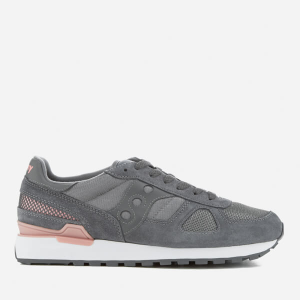 Saucony Men's Shadow Original Trainers - Charcoal: Image 1