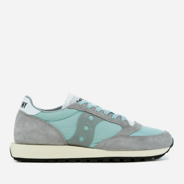 Saucony Jazz Original Vintage Trainers - Vintage Grey/White