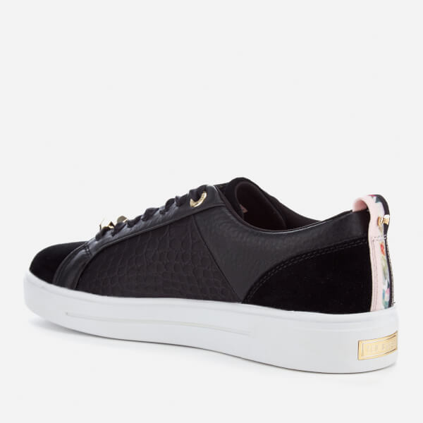 Womens Kulei Low-Top Sneakers Ted Baker