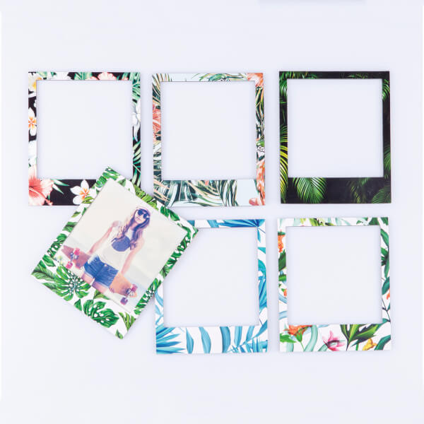 Polaprints Magnetic Frames - Tropical