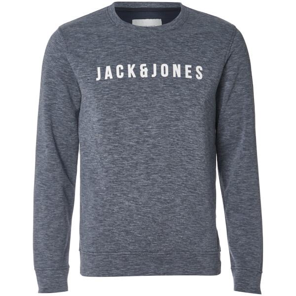 Jack & Jones Men's Core Pase Sweatshirt - Blue