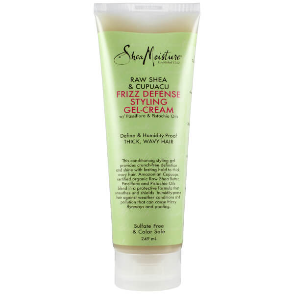 Shea Moisture Raw Shea & Cupuacu Frizz Defense Gel Cream 249ml