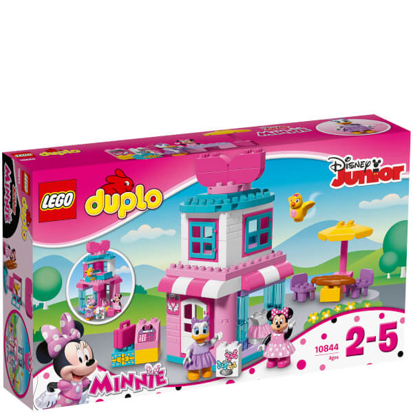 LEGO DUPLO: Disney Juniors Minnie Mouse Bow-tique (10844)