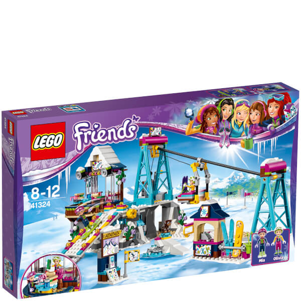 LEGO Friends: La station de ski (41324)