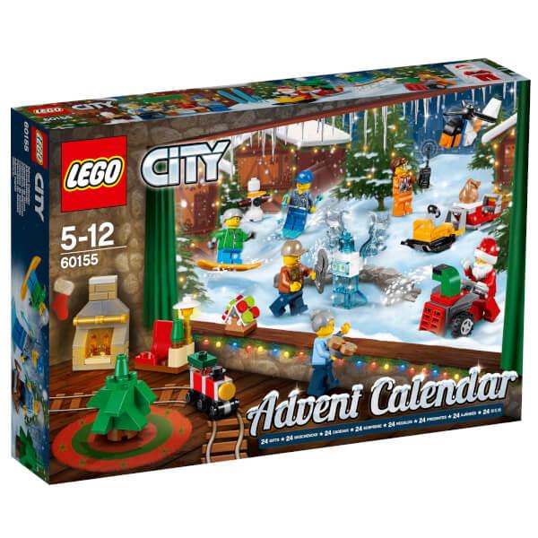 LEGO City Advent Calendar (60155)