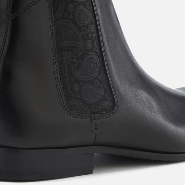 a0d13718e Ted Baker Men s Kayto Leather Chelsea Boots - Black  Image 6