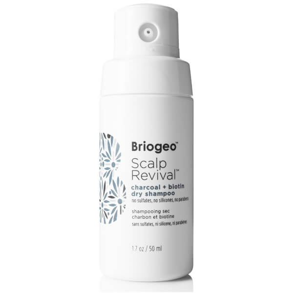 Briogeo Scalp Revival Charcoal + Biotin Dry Shampoo 50ml