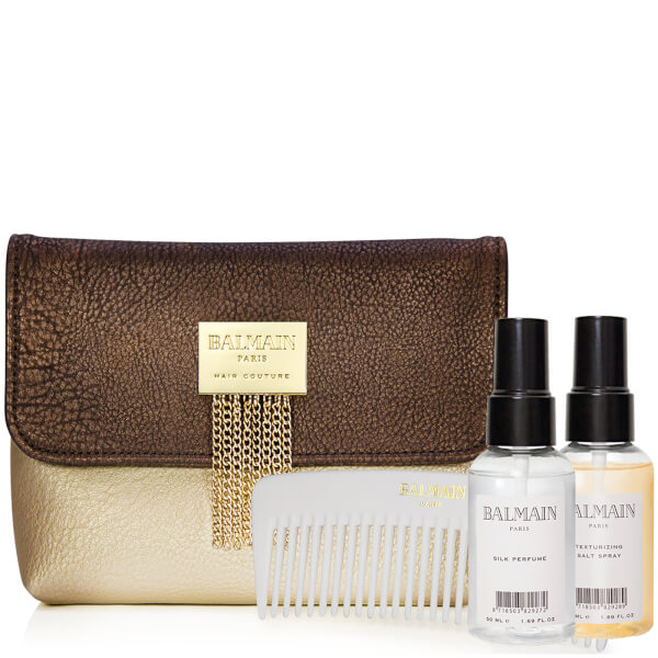 Balmain Limited Edition Cosmetic Bag SS17 (Worth £48.00)